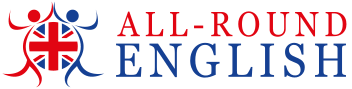 Logo All-Round English formations en anglais